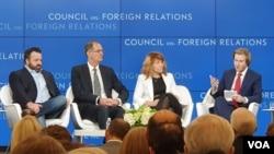 7일 미국 외교협회(CFR)에서 사이버 안보 관련 토론회가 열렸다.