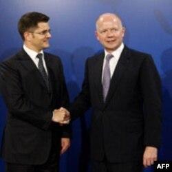 Srpski i britanski šef diplomatije