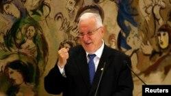 以色列议会前议长鲁文•里夫林