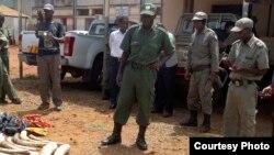 Polícia moçambicana (Arquivo)