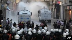 Avrupa Konseyi tarafından hazırlanan raporda, polisin Gezi olayları sırasında kullandığı yöntemler yoğun şekilde eleştiriliyor.