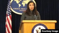 Uzra Zeya State Department Pic