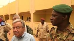 Antonio Guterres, ka jokan saheli jamanaw ka, lakana lahaalayaw kan