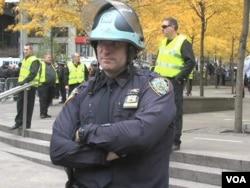 New York: Prosvjednici se vratili, ali bez šatora
