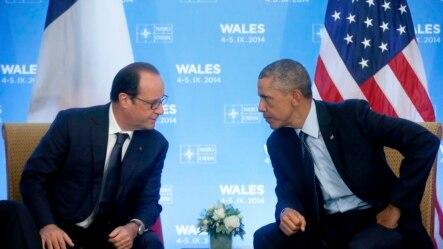 Obama NATO France