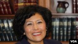 Rodríguez-Ciampoli, del Departamento de Estado de EE.UU., dijo a la VOA que obtener una visa de estudiante es más fácil de lo que parece.