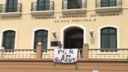 Angola: trabalahdores da procuradoria vão regressar ao trabalho - 1:37