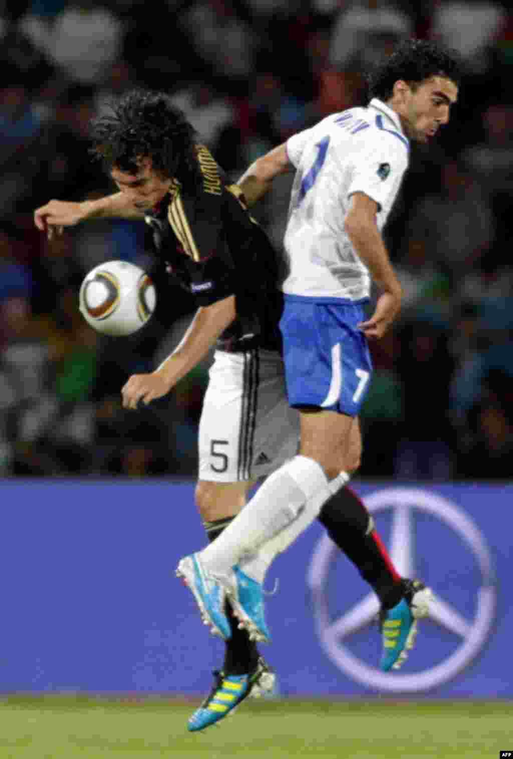 Azərbaycan-Almaniya futbol matçı (7 iyun 2011)