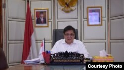 Menteri Perekonomian RI, Airlangga Hartarto (Foto: ekon.go.id)