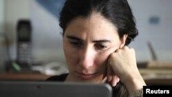 La bloguera cubana Yoani Sánchez ha sido nominada para el premio Emilio Mignone de Derechos Humanos, en Argentina.