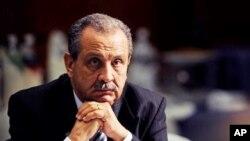 Cựu Bộ trưởng Dầu mỏ Libya Shukri Ghanem (hình năm 2010)