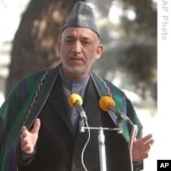 আফগানিস্তানের প্রেসিডেন্ট হামিদ কারজাই