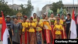 Kelompok tari Modero Dance Company