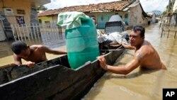 Mientras en EE.UU. El niño puede significar una mejoría en el clima, en lugares como Colombia, puede verse afectado por lluvias excesivas.