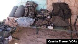 En images : découverte d'un lot d'armes dans la ville de Tombouctou au Mali