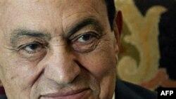 Экс-президент Хосни Мубарак