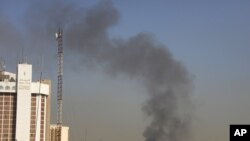 Recent Attacks in Iraq