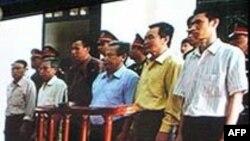 VN giữ nguyên án của 6 nhà dân chủ ở Hải Phòng