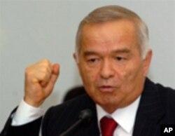 اسلام کریموف، رئیس جمهور ازبکستان