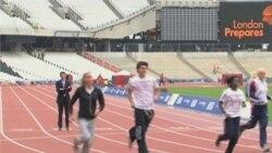 London Olympic Park Gets Major Test
