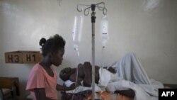 Kolera shkakton mbi 250 të vdekur në Haiti