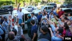 Gürcüstandan qaçırılaraq Azərbaycana gətirilmiş dissident jurnalist Əfqan Muxtarlı həbs olunub.