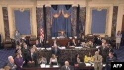 Госдолг США: лидеры Сената объявили, что не допустят дефолта