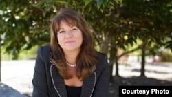 Susan Mackey-Kallis, associate professor of communications at Villanova University.
