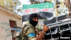 Pripadnici Slobodne sirijske armije koju podržava Turska možda bili izloženi napadu hemijskim oružjem