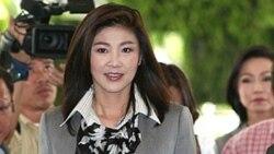 ینگلاک شیناوات نخست وزیر تایلند