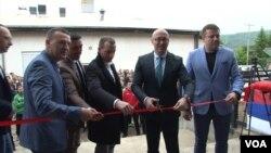 Otvaranje sportske hale u Severnoj Mitrovici