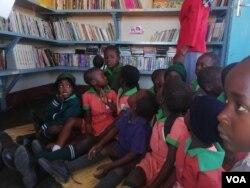 Abantwana esikolo seNtulula Primary School
