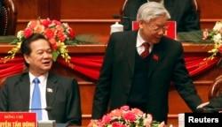 Ông Nguyễn Tấn Dũng được cho là người có nhiều khả năng sẽ lên nắm chức Tổng bí thư từ tay ông Nguyễn Phú Trọng.