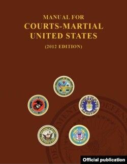 美国军事法庭手册