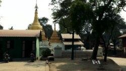 Myanmar's Big Bang with Giant Gongs