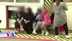 Căn cứ Mỹ biến thành 'nhà trẻ' chăm sóc trẻ em Afghanistan di tản