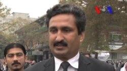 اسلام آباد کچہری پر مسلح افراد کا حملہ