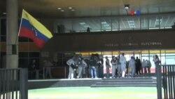 Venezuela en carrera para las elecciones