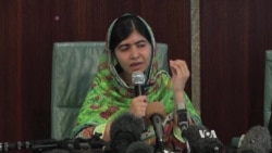 Malala Urges Nigerian President to Meet With Kidnapped Girls' Parents