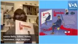 """""""Na Bozindo"""": Emery Lumumba na bande dessinée ekelami na Asimba Bathy"""
