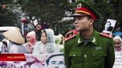 Một năm tồi tệ cho nhân quyền Việt Nam