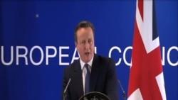 英國議會考慮在歐盟獲得特殊地位