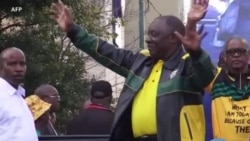Abanywanyi ba ANC Barigina Intsinzi y'Umugambwe Wabo