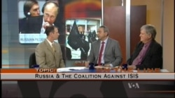 """On the Line: """"Russia & The Coalition Against ISIS"""""""