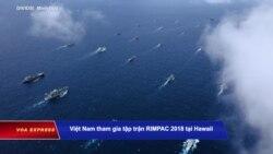 VN tham gia cuộc diễn tập đầu tiên giữa Mỹ-ASEAN