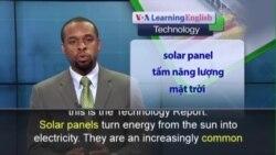 Phát âm chuẩn - Anh ngữ đặc biệt: Low-Income Homes in Washington Get Solar Panels (VOA)