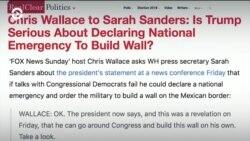 Ведущий Fox News уличил во лжи пресс-секретаря Белого дома