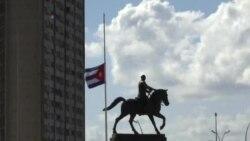 Castro Mourning