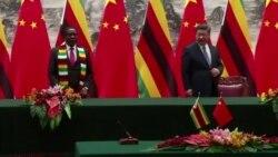 Zimbabwe, China Sign Deals