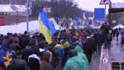 Активісти Майдану проводять акції підтримки журналістів